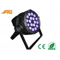 Top 1IP65 18 x 15w RGBWA UV 6in1 Waterproof Led Par Light for Indoor / Outdoor Stage LED Par Can Lights Manufactures