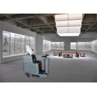 Art Museum Industrial Floor Cleaning Machines Small Shape Energy Saving Manufactures