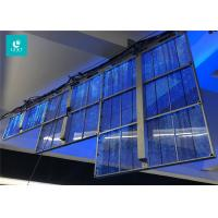 China P7.8-15 Advertising LED Curtain Display Screen Low Temperature Operation on sale