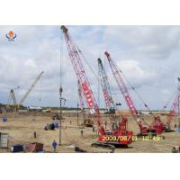 High Efficiency Sand Vibroflot Heavy Machinery Vibroflotation Compaction Of Cohesionless Soils Manufactures