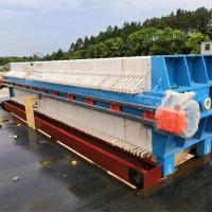 Professional Filter Press Plates Filtration Area 200m White Color 0.6Mpa Pressure Manufactures