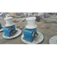 Hydraulic Vertical Warping Winch Capstan Manufactures
