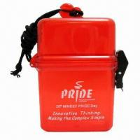Plastic Waterproof Container with Rope Manufactures
