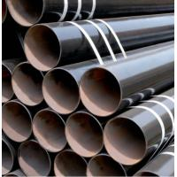 Black ERW steel pipe-API 5L X56M Steel Line Pipe Manufactures