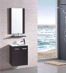 Economical Bathroom Unit with Phoenix Stone Basin (T21604) Manufactures