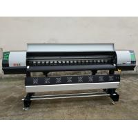China High Speed Large Format Eco Solvent Sublimation Printer with EPS3200 4720 2heads/4heads on sale