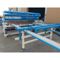 Fully Automatic Welded Wire Mesh Machine , Panel Size 1800mm x 3000mm Manufactures
