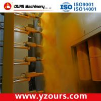 Quality Automatic powder coating line for metal products with competitive price for sale