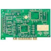 Plating Gold Rogers4350B HDI PCB printed circuit board assembly Manufactures