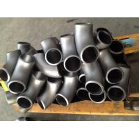ASTM B366 UNS N10665 Hastelloy B2 Butt Weld Fittings ANSI/ASME B16.9 Manufactures