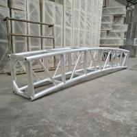 350 * 450mm Aluminum Curved Lighting Screw Truss For Outdoor Show Manufactures
