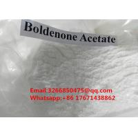 China Muscle Gain Bulking Cycle Steroids Hormone Powder Boldenone Acetate With Factory Price on sale
