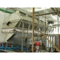 Sodium Perchlorate vibrating  Fluid Bed Dryer Equipment , Fluidized Bed System Manufactures