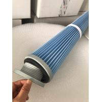 PTFE polyester Pleated Filter Cartridge for Industrial Dust Collection System Manufactures