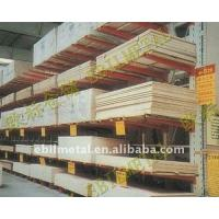 H Structure Cantilever Pallet Racking Single Face Style Easy To Assemble 1200kgs / Level Max Manufactures