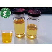 Yellow Steroid Liquid Testosterone Enanthate For Bodybuilding CAS 472-61-5 Manufactures
