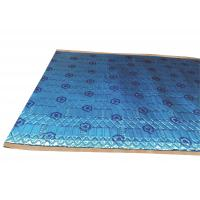1.4kg Easy Cleaning Aluminium Foil Auto Sound Deadening Mat Different Colors Manufactures