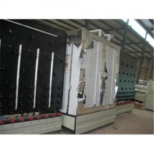 China Glass washing machine- vertical glass washing machine-glass machine on sale