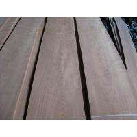 Buy cheap American Cherry Veneer Natural Sliced Plain Cut in 0.3-0.6mm from wholesalers