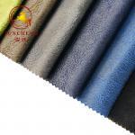 2019 new arrival embossed velvet moroccan upholstery fabric for velvet chesterfield sofa Manufactures