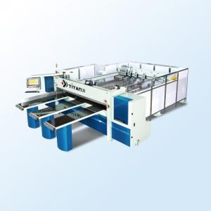 China Precision sliding table panel saw on sale