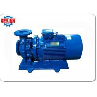 China Single Suction Centrifugal Water Pump High Pressure For Urban Heating System on sale