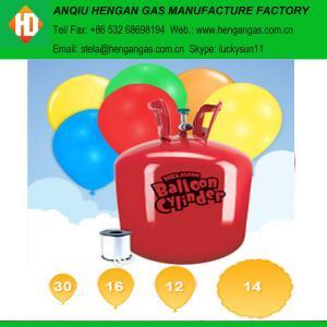 China Balloon helium tank on sale