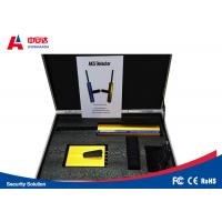 Buy cheap Gold And Diamond Deep Ground Metal Detector With 100-1000m Detect Range from wholesalers