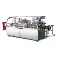 China Automatic Wet Wipes Packaging Machine High Stability PLC Control System on sale