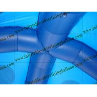 Quality 1.2m long Fruit Shaped Balloons , Digital Printing Inflatable Banana for sale