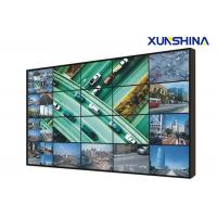 Security LCD Video Wall Monitor 42 inch CCTV Video Wall with Bezel 20mm Manufactures