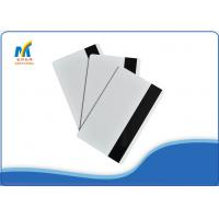 Inkjet Print PVC Magnetic Strip Card Manufactures