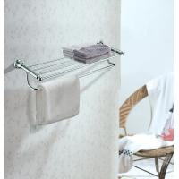 Quality High Quality Brass Bathroom Accessory Towel Rack Mounting Hardware Towel Shelf for sale