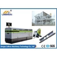 Green Light Gauge Steel Framing Machines 7.5kW Main Unit Power Full Automatic Mode Manufactures