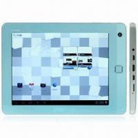 Tablet PC/N81 Blue, 8.0-inch Capacitive Touch Screen, Google's Android 4.0 OS, Version aPad Style Manufactures