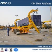 20ft 40ft container side loader Manufactures