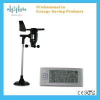 2012 Smart home weather station temperature sensor for convenience