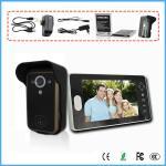 "7"" LCD Wireless 2.4G Home Video Intercom Doorbell IR Camera Door Phone System Manufactures"