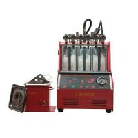 Launch CNC 602A Fuel Injector Cleaner Machine Auto Fuel Injector Tester With Ultrasonic Cleaner Manufactures