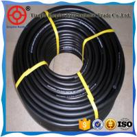 Made in China 1.5  inch high quality fiber braided black petroluem station rubber hose Manufactures