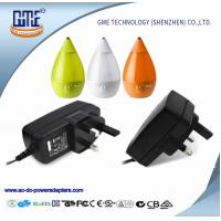 Wall Mounted 12v Power Adapters 36W 3A 3 Prong With One Year Warranty Manufactures