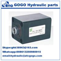 Quality Direct power rod compact thin double acting hydraulic cylinder oil Mechanical parts for sale