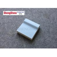 Blue Color Chemical Resistant Countertops / Laminate Countertops Creamic Material Manufactures