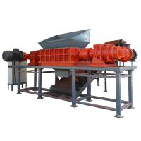 Industrial Shredder For Municipal Waste Disposal - Energy - Nuclear Power Manufactures