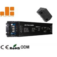 PWM Signal Electronic LED Dimmer , Aluminium Housing Triac LED Driver Dimmer Manufactures