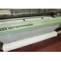 Quality High Air Permeability Polyester Silk Screen Printing Mesh With Long Work Life for sale