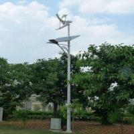 60W LED Solar/Wind Hybrid Streetlight with 300W Wind Turbine and 200W Solar Panels Manufactures