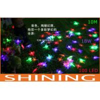 18W Long Life RGB Christmas LED Light , Commercial LED String Lights Manufactures