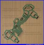 PS3 controller Button Ribbon Repair Keypad Flex Cable circuit board Part PS3 repair parts Manufactures