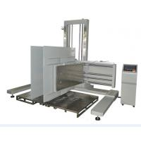 China PLC Control Package Testing Equipment , Carton Clamp Force Testing Machine on sale